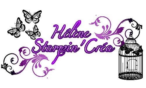 MA BANNIERE POUR Hélène Stampin'Créa