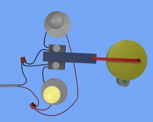 Modifier l'intensité de 2 lampes en synchro