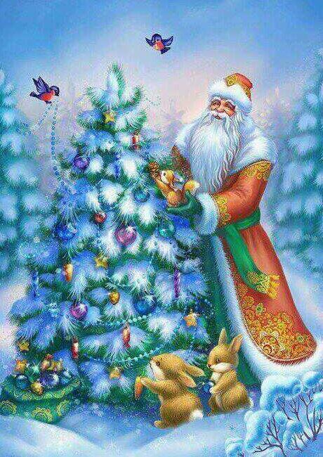L'origine du père Noël