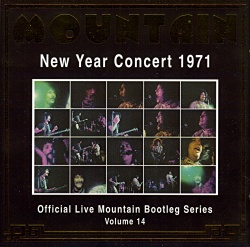 MOUNTAIN - New Year Concert 1971