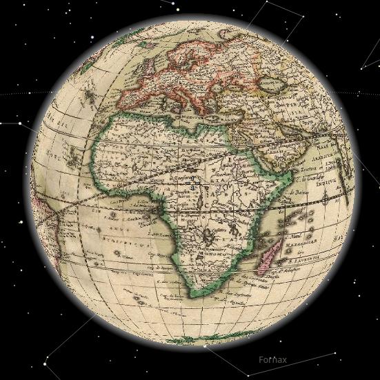 Marble et openstreetmap, alternatives open source à google earth