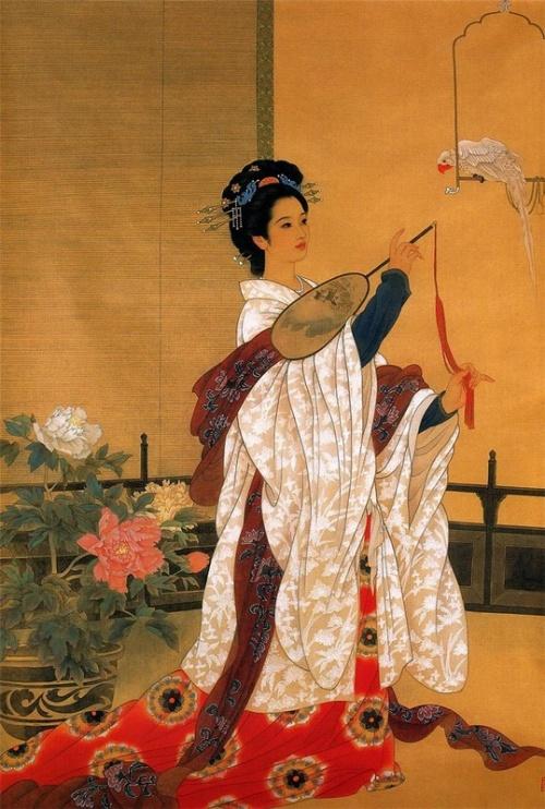 les CHINOISES... de ZHAO GUO JING