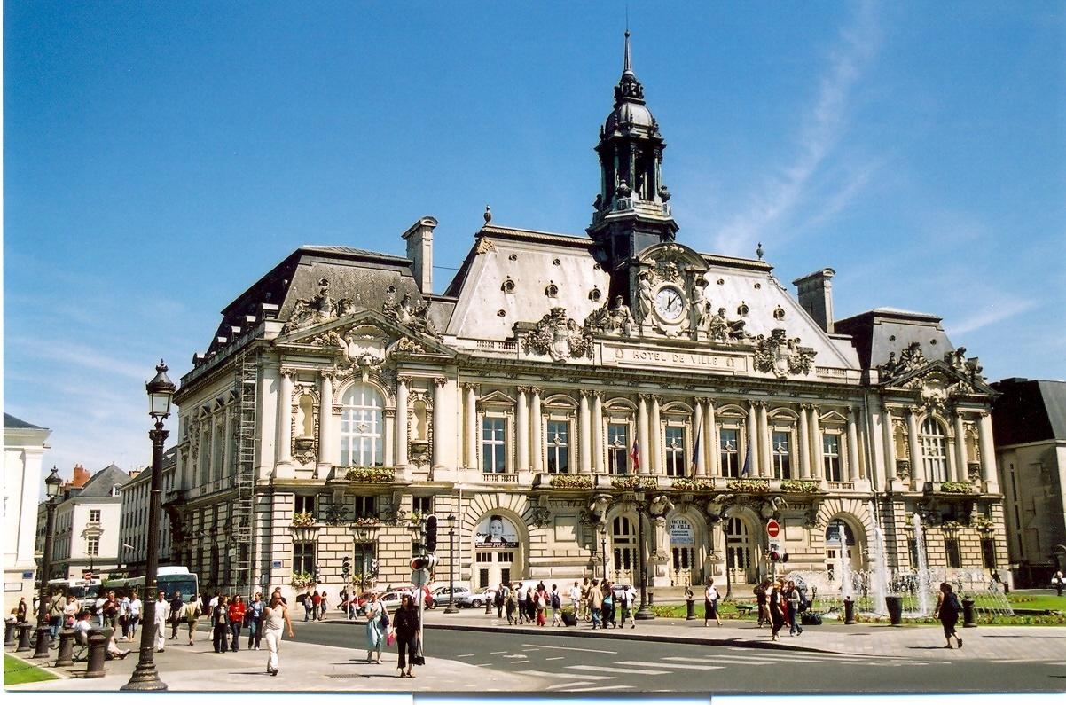 Photos de mairie de tours tours cedex 9 37926 for Piscine tours horaires