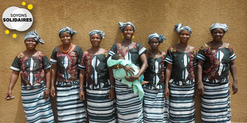 Soyons solidaires avec les femmes de Tangaye !