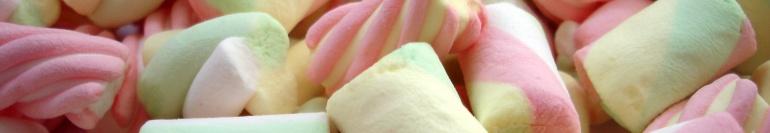 Mon nuage de crème à la guimauve