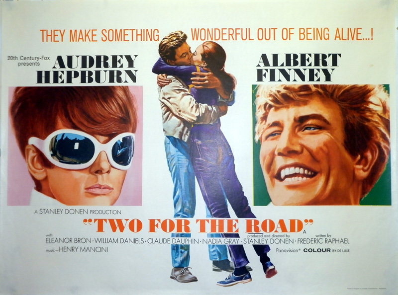 TWO FOR THE ROAD BOX OFFICE 1967