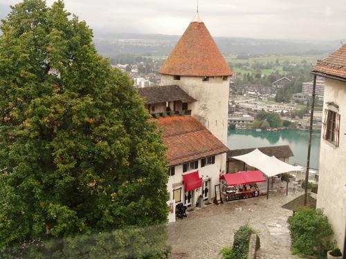 Le çâteu de Bled en Slovénie (photos)