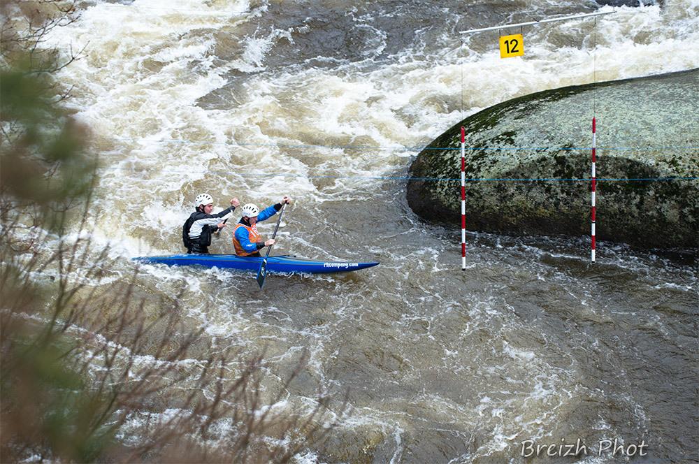 roches du diable - nationale 1 kayak - cadre grandisose