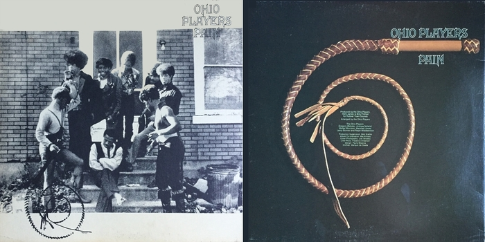 "Ohio Players : Album "" Pain "" Westbound Records WB 2015 [ US ]"
