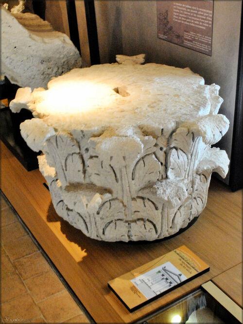 Photo du musée du site archéologique du Fâ