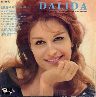 Dalida, 1962