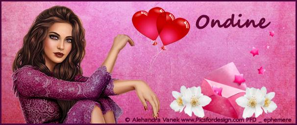 Signature de Saint-Valentin sur le forum Aux petits bonheurs