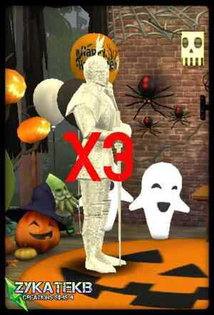 Poses MCP - Halloween 2019