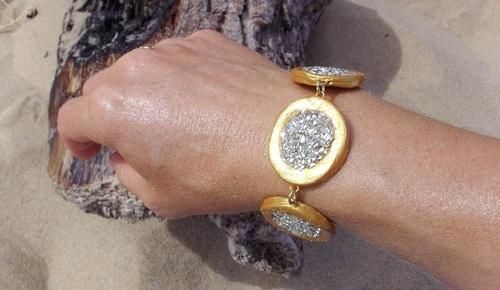 Nouvelle parure de bijoux bord de mer