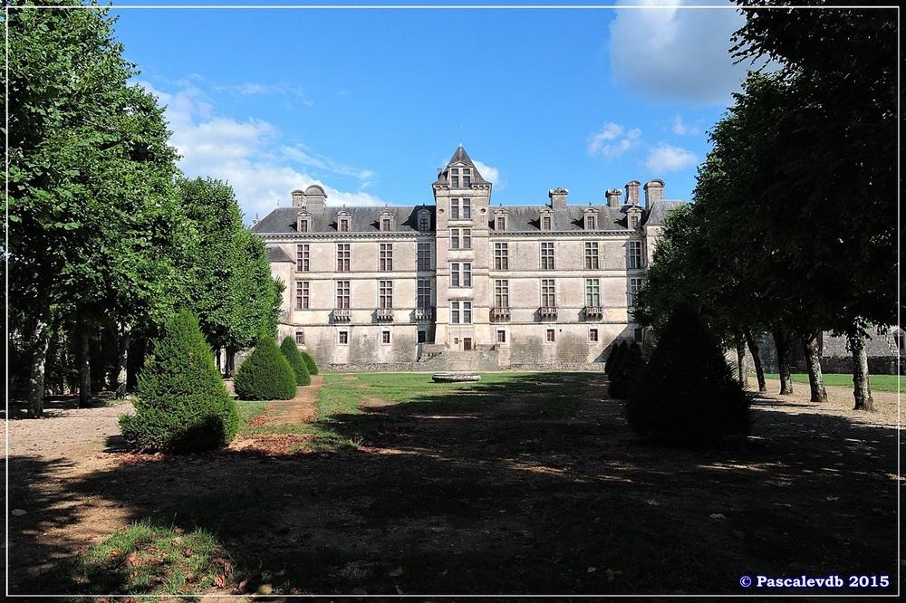 Château de Cadillac - 8/9