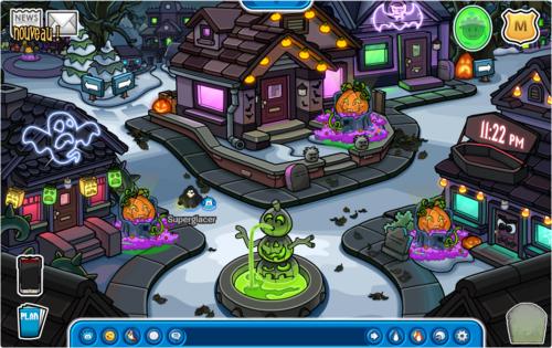 Guide fête d'halloween