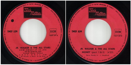 Jr. WALKER EP FRANCAIS TMEF 539