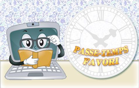 """Forum de la semaine, thème """"Passe-temps"""""""