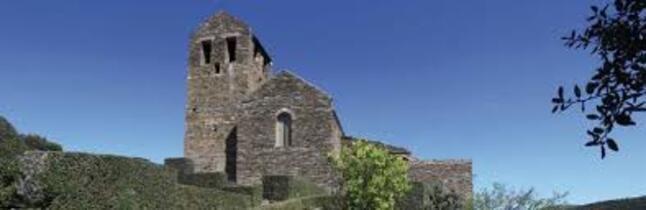 Prieuré de Serrabona - Guide Loisirs des Pyrénées-Orientales