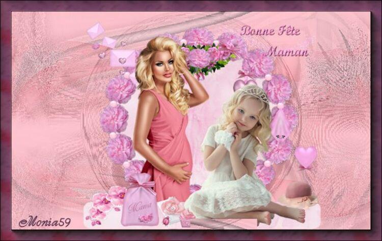 Bonne fête aux mamans(cadeau pour vous)