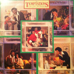 The Temptations - Give Love At Christmas - Complete LP