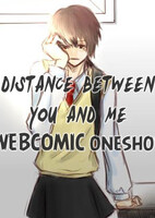 Distance between you and me