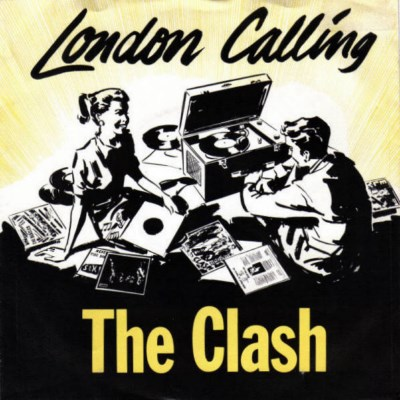 Clash - London Calling - 1979