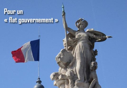 Pour un « flat gouvernement »