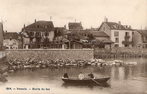 Bords du lac