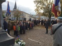 Commémoration diffdu 11 novembre