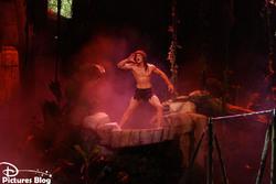 Disneyland Park (Paris) - Tarzan, La Rencontre