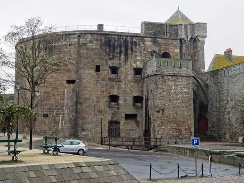 Autour des remparts de Zaint Malo (photos)