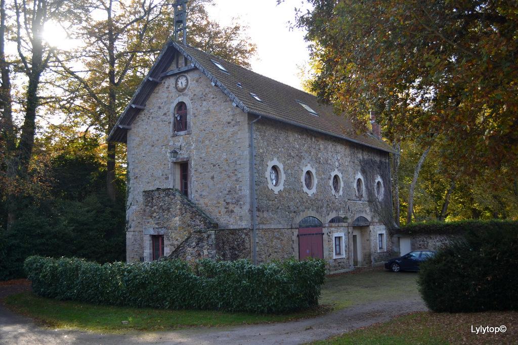 Le château de Martinvast.