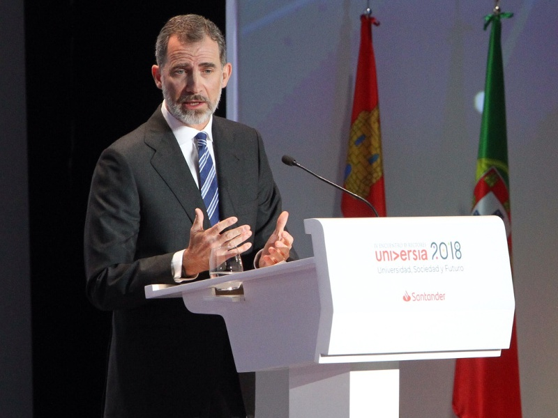 "Encuentro Internacional de Rectores ""Universia 2018"""