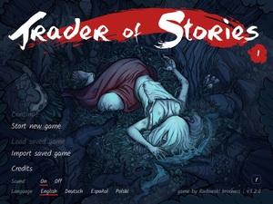 Jouer à Trader of stories 1