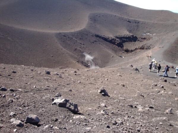 Sur les pentes de l'Etna 5