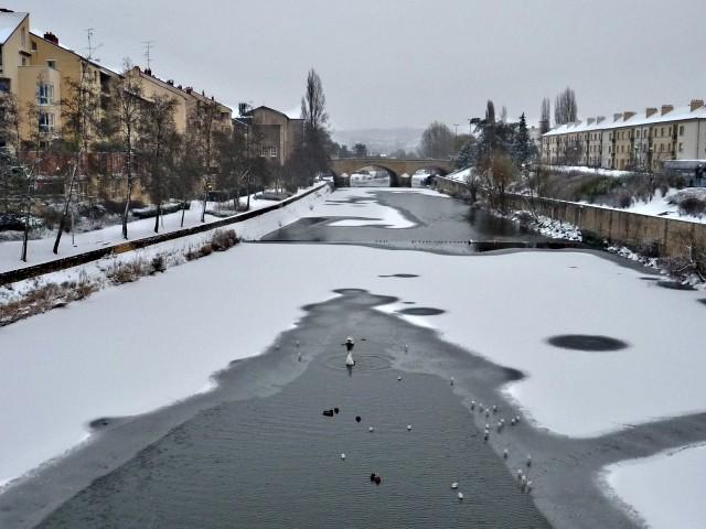 Moselle janvier 03 01 2010