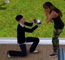 Episode 1: Mariage et Naissance de bébé A