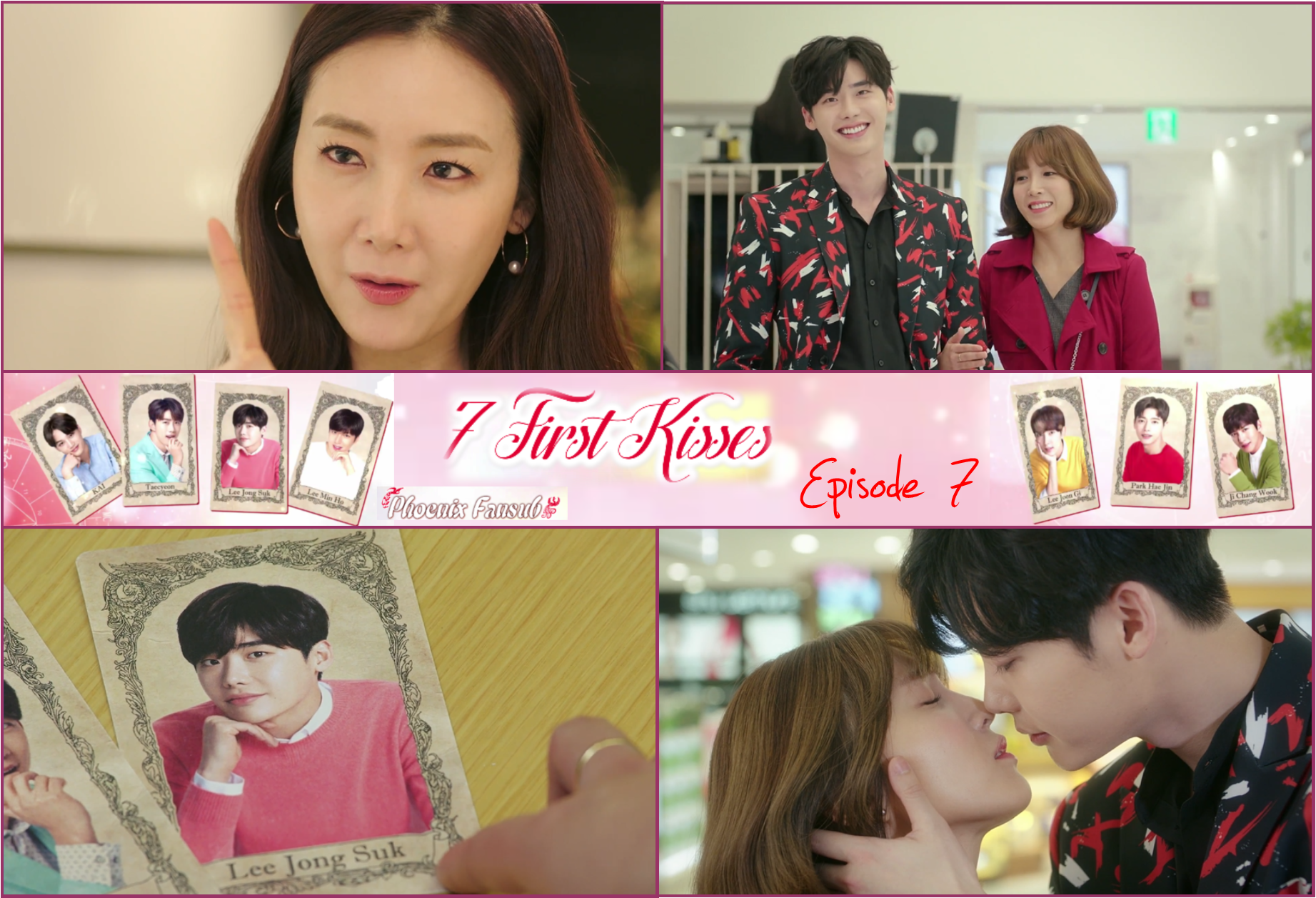 Seven First Kisses / First Kiss For The Seventh Time - Épisode 07 - VOSTFR