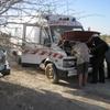 Burkina Boala Essai de dépannage de l'ambulance