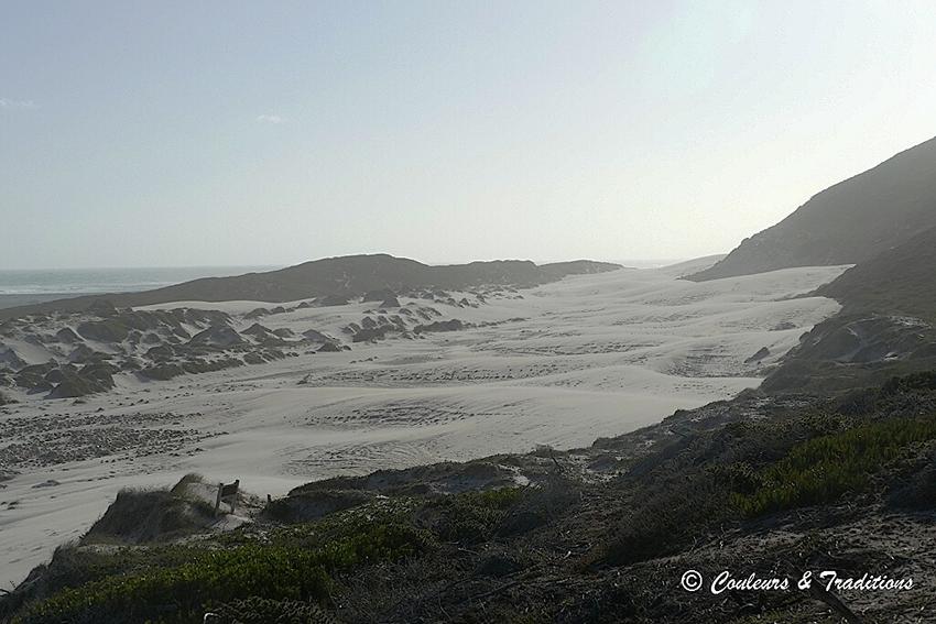 La côte ouest de la péninsule