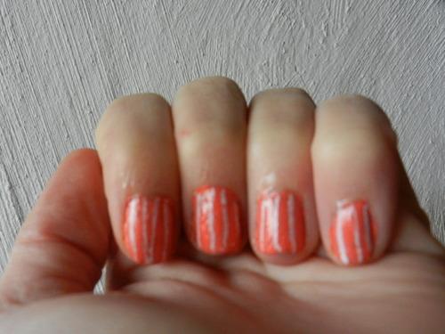 Nail art berlingot