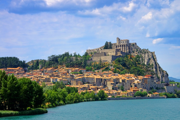 Via Domitia : Sisteron