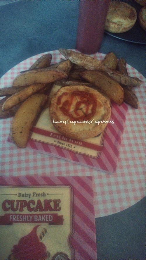 "Meat Pie ""spécialité australienne"" #bataillefood#21"