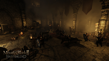 NEWS : Mount and Blade 2 : Bannerlord, sièges et engins*
