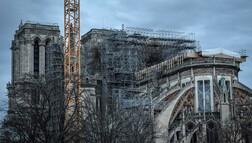 """Notre Dame """"pollution au plomb"""""""