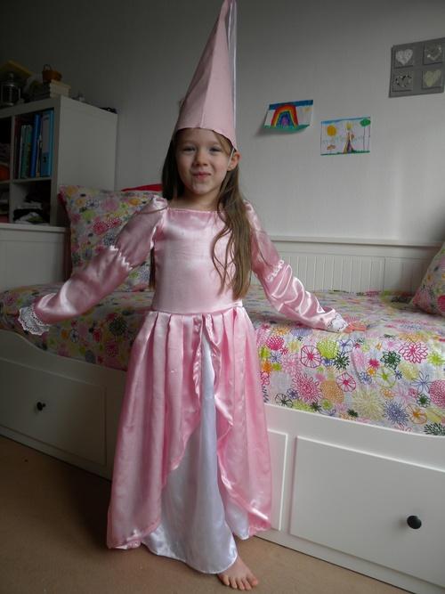 Robe de princesse Arielle