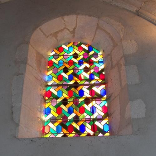L'église du Petit Abergement
