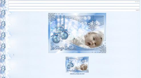 Papier Fête de Noël 02