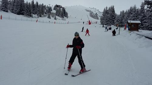 Vive les sports d'hiver !
